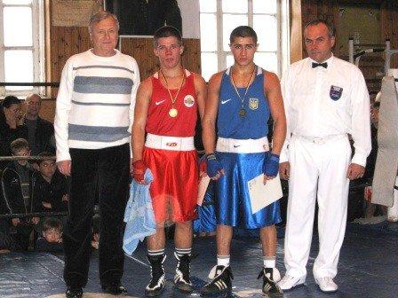 Горловские боксеры отметили 15-летие дела жизни Аркадия Верича, фото-4
