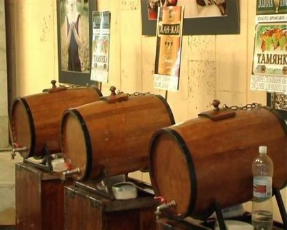 В Горловке состоялся осенний винный бал, фото-1