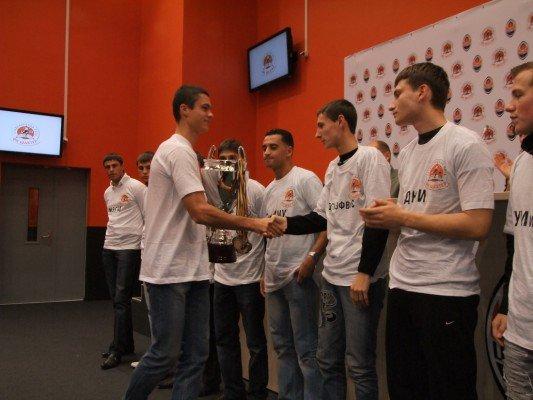 Донецкие студенты будут сражаться за Кубок  «Шахтера» (фото), фото-1
