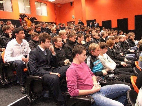 Донецкие студенты будут сражаться за Кубок  «Шахтера» (фото), фото-3