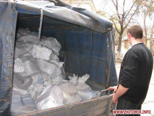 Результаты голосования жителей Житомира за кандидатов в облсовет (ФОТО), фото-1