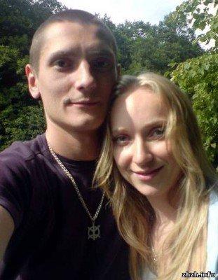 Белорусский оппозиционер Игорь Коктыш и его жена Ирина Тютюнник арестованы в Житомире, фото-1