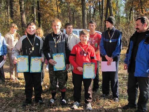 У Житомирі відбувся Кубок ім. С.П.Корольова зі спортивного орієнтування. Фото, фото-1