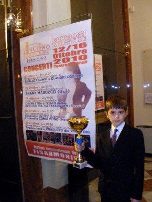 Виконавська майстерність юного баяніста з Житомира високо оцінена на престижному міжнародному конкурсі (ФОТО), фото-3