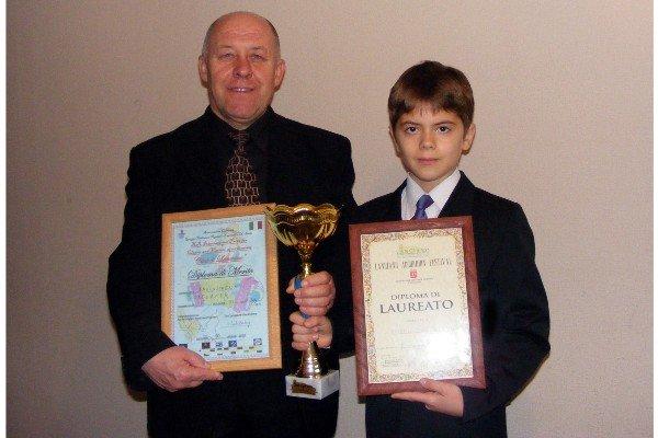 Виконавська майстерність юного баяніста з Житомира високо оцінена на престижному міжнародному конкурсі (ФОТО), фото-2
