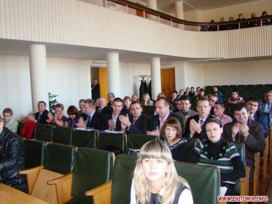 В Житомире райсоветы ушли из-под контроля «регионалов», фото-3