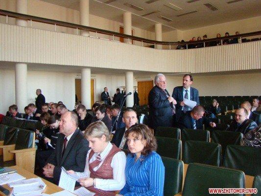 В Житомире райсоветы ушли из-под контроля «регионалов», фото-1