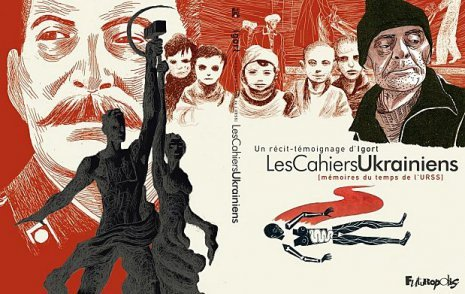 Во Франции вышел комикс о Голодоморе в Украине (ФОТО), фото-4