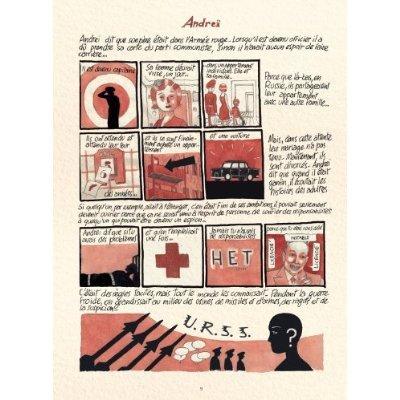 Во Франции вышел комикс о Голодоморе в Украине (ФОТО), фото-2