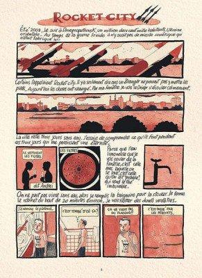 Во Франции вышел комикс о Голодоморе в Украине (ФОТО), фото-1