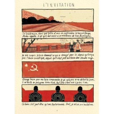 Во Франции вышел комикс о Голодоморе в Украине (ФОТО), фото-3