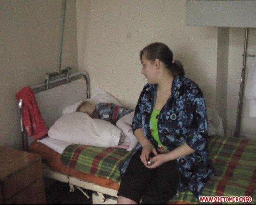 В Житомирской области родители бросили двухлетнего сына с ожогами из-за хозяйства (ФОТО), фото-1