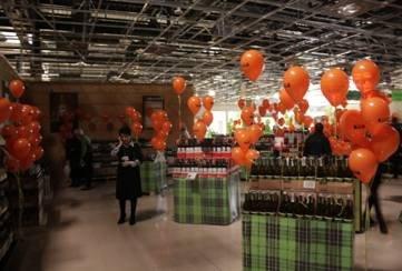В Житомире открылся первый виномаркет «Поляна», фото-3