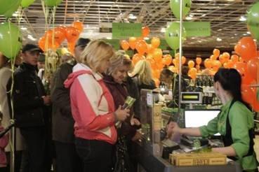 В Житомире открылся первый виномаркет «Поляна», фото-4