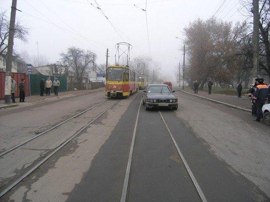 В Житомирі на трамвайній зупинці в районі верхньої Польової «Беха-сімка» збила 9-річного хлопчика, фото-1