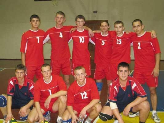 Ігри чемпіонату міста Житомира з волейболу серед чоловічих команд, фото-1