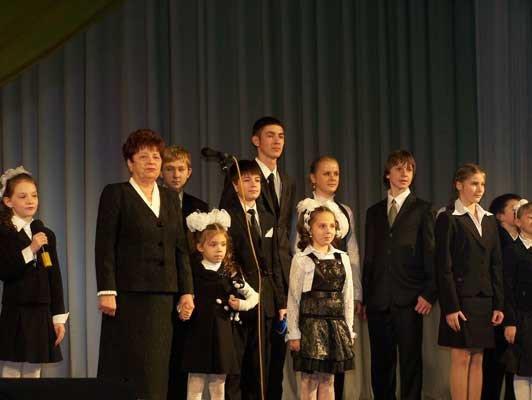 Житомирській міській гуманітарній гімназії №23 — 90 років, фото-1