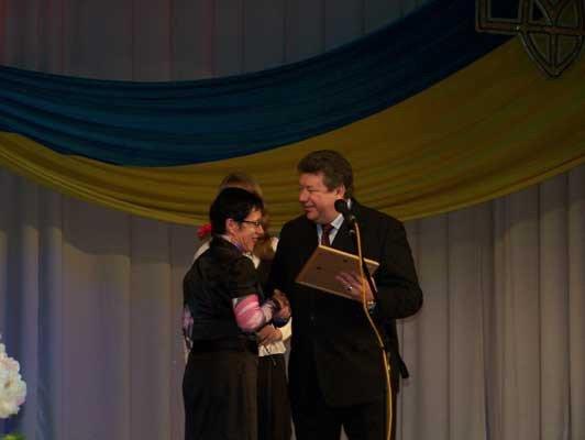 Житомирській міській гуманітарній гімназії №23 — 90 років, фото-4