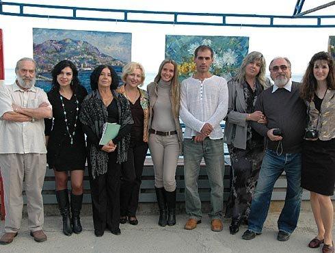Набережная Ялты рукоплещет молдавским живописцам (ФОТО), фото-2
