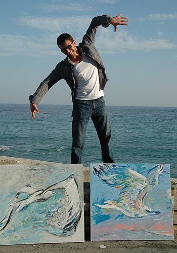 Набережная Ялты рукоплещет молдавским живописцам (ФОТО), фото-4