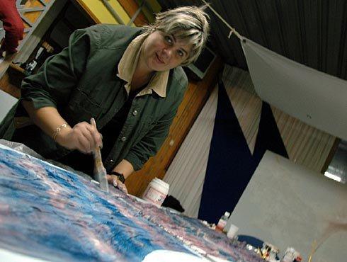Набережная Ялты рукоплещет молдавским живописцам (ФОТО), фото-3