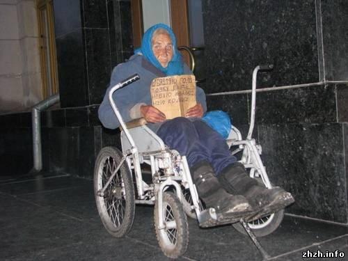 В Житомире у стен облгосадминистрации пенсионерка вновь объявила голодовку (ФОТО), фото-2