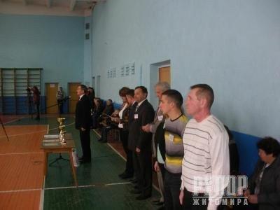 В Житомире открылись спортивные игры среди работников культуры и ЖКХ. ФОТО, фото-3