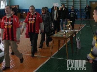 В Житомире открылись спортивные игры среди работников культуры и ЖКХ. ФОТО, фото-2