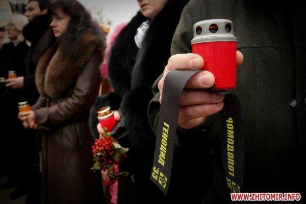 Мэр Житомира проигнорировал мероприятия посвященные годовщине Голодомора (ФОТО), фото-4