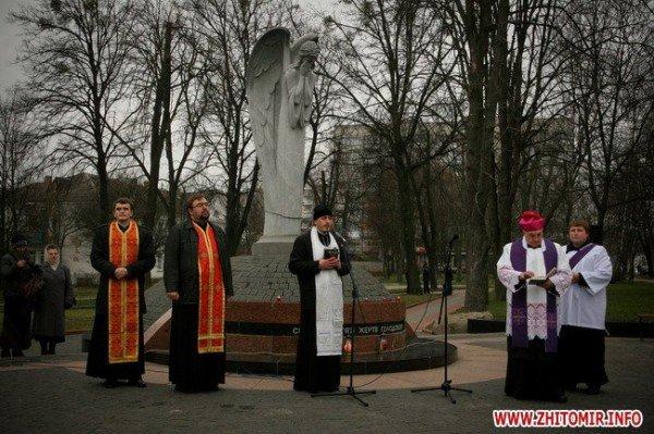 Мэр Житомира проигнорировал мероприятия посвященные годовщине Голодомора (ФОТО), фото-3