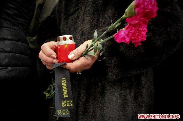 Мэр Житомира проигнорировал мероприятия посвященные годовщине Голодомора (ФОТО), фото-2