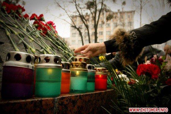 Мэр Житомира проигнорировал мероприятия посвященные годовщине Голодомора (ФОТО), фото-1