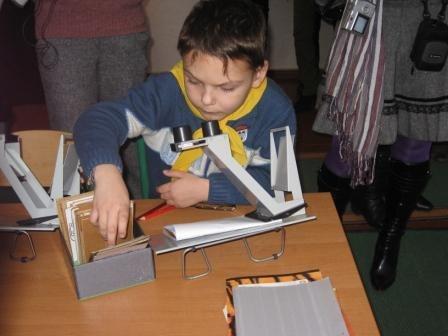 Горловские дети с нарушением зрения проходят антикризисную программу, фото-1