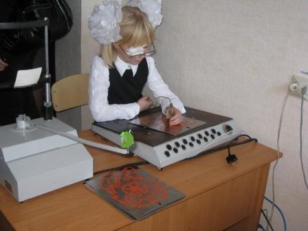 Горловские дети с нарушением зрения проходят антикризисную программу, фото-2