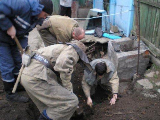 В Бердянске 85-летний мужчина провалился в колодец (ФОТО), фото-3