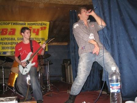Горловские рок-группы спели о СПИДе, фото-2