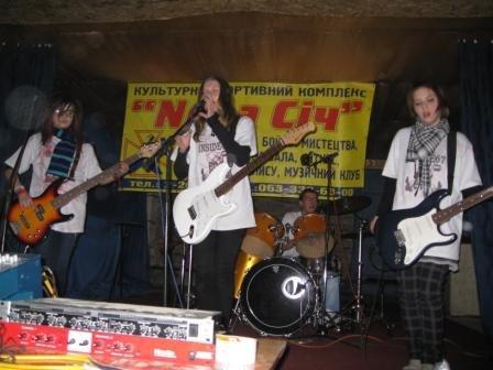 Горловские рок-группы спели о СПИДе, фото-3