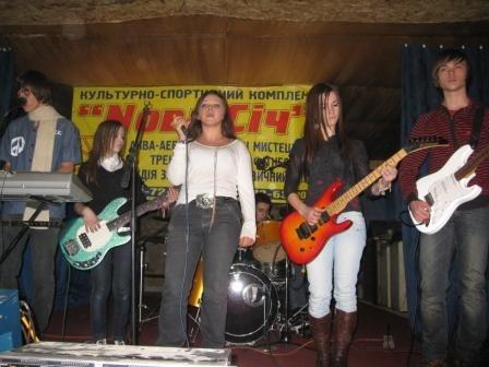 Горловские рок-группы спели о СПИДе, фото-1