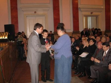 Мэр Горловки инвалидам: «Дифирамбов и пламенных речей от меня не будет», фото-1