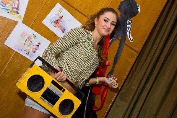В ялтинской школе-лицее № 9 выбрали королеву красоты (ФОТО), фото-1