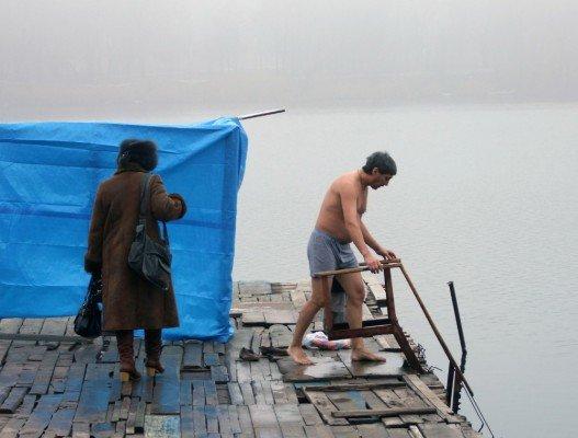 Донецкие «моржи» открыли сезон (фото), фото-2