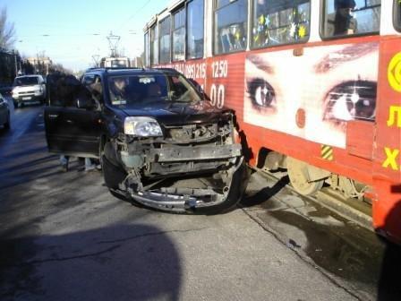 В Горловке бум дорожных аварий, фото-1