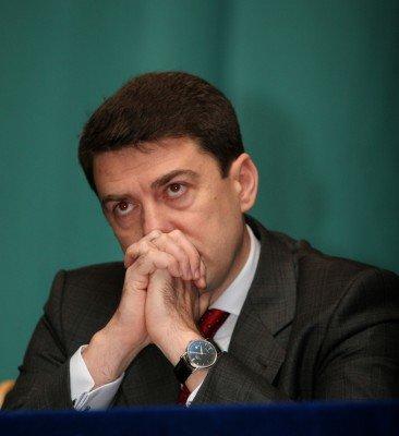 Когда на выборах ректора ДонНу проиграл протеже Табачника, заместитель министра нахамил журналистам (фото), фото-1