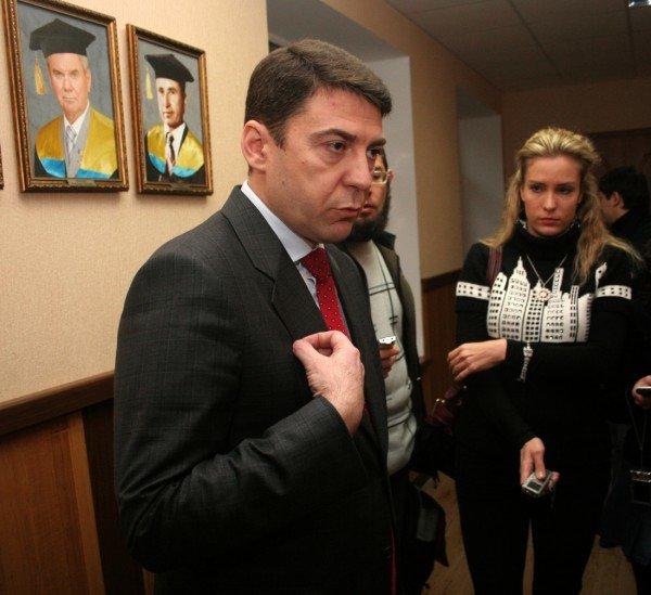 Когда на выборах ректора ДонНу проиграл протеже Табачника, заместитель министра нахамил журналистам (фото), фото-4