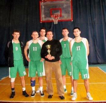 Лучшие баскетболисты Горловки живут в пос. Гольмовский, фото-1
