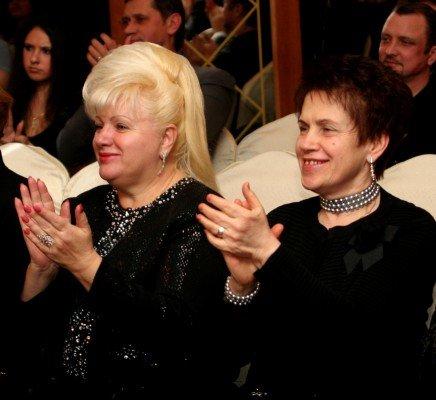 Людмила Янукович посмотрела в Донецке, как зажигаются звезды (фото), фото-2