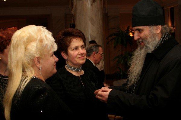 Людмила Янукович посмотрела в Донецке, как зажигаются звезды (фото), фото-4