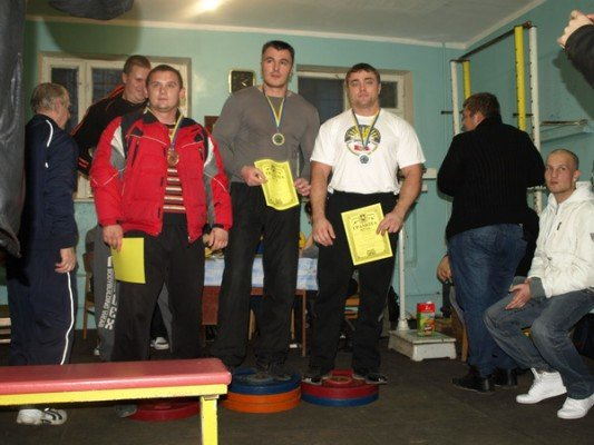 В Ялте прошел первый открытый Кубок по безэкипировочному жиму (ФОТО), фото-1