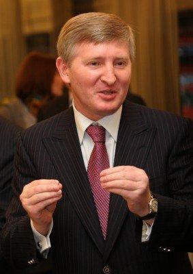 Ринат Ахметов о новом ректоре ДонНУ - «мы должны уважать выбор коллектива» (фото), фото-1