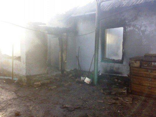 На пожаре погибли трое жителей Васильевки (ФОТО), фото-3